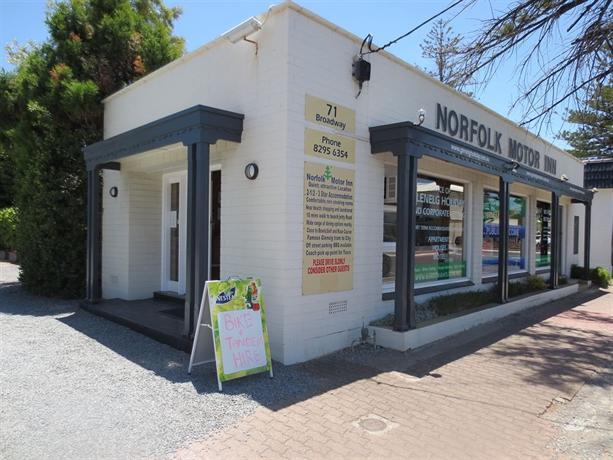 Photo: Norfolk Motor Inn