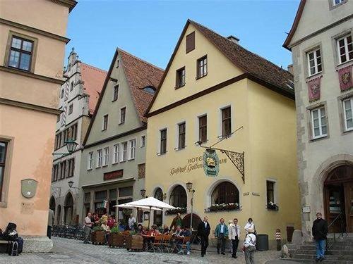 Hotel Goldenes Lamm Rothenburg ob der Tauber - dream vacation