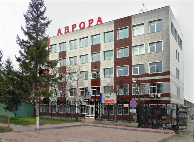 Аврора Отель