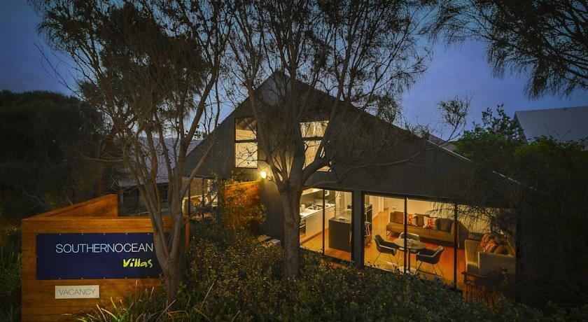 Photo: Southern Ocean Villas