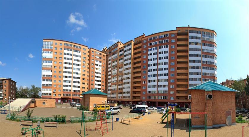 Апартаменты Иркутские Берега