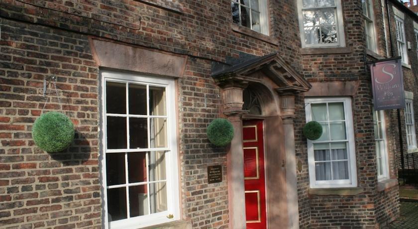 Sir William Fox Town House Hotel - dream vacation