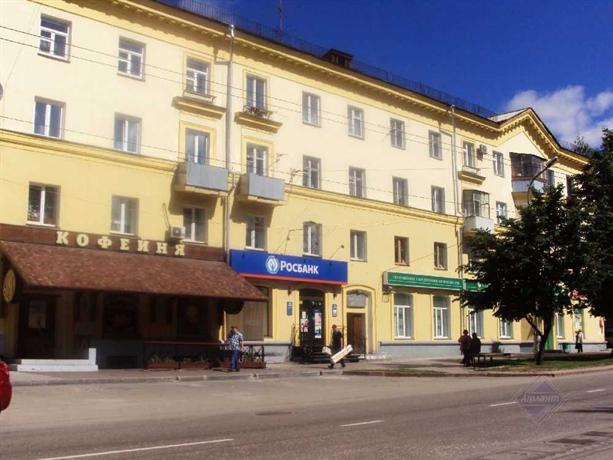 Гостиница Электрон