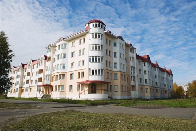 Отель Victory