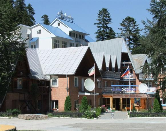 Dombay-Snezhinka Hotel - dream vacation