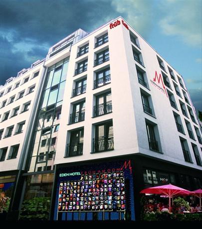 Eden Hotel Fruh am Dom - dream vacation