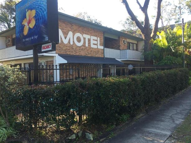 Photo: The Port Stephens Motor Lodge