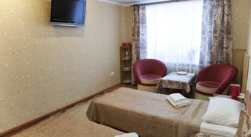 Отель Хозяюшка