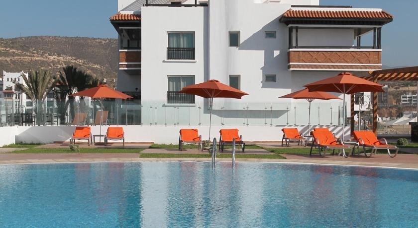 Atlas Marina Beach Suites & Spa - dream vacation