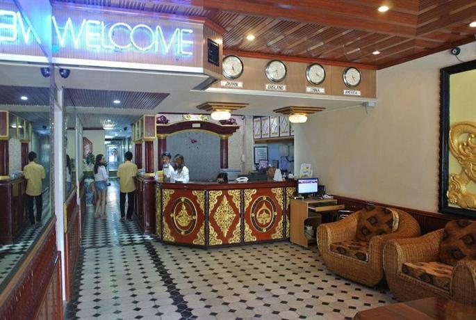 Palace Hotel Mandalay - dream vacation