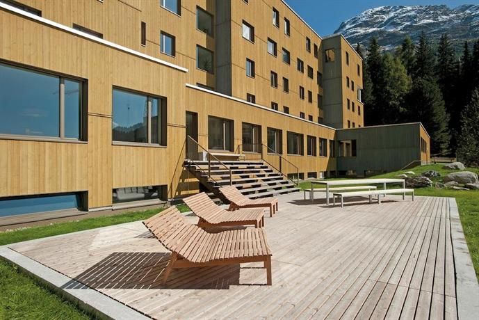 Youth Hostel St Moritz - dream vacation