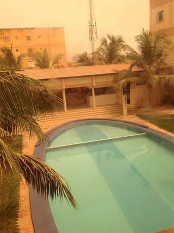 Palace Hotel Ouagadougou - dream vacation