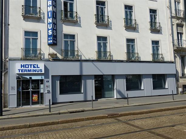Hotel Terminus Nantes - dream vacation