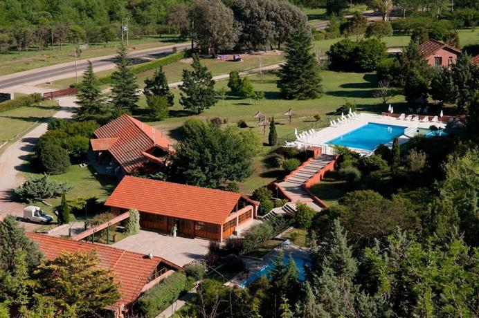 GREEN HOUSE Villa General Belgrano - dream vacation