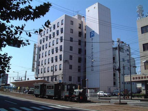 Terminal Hotel Matsuyama - dream vacation
