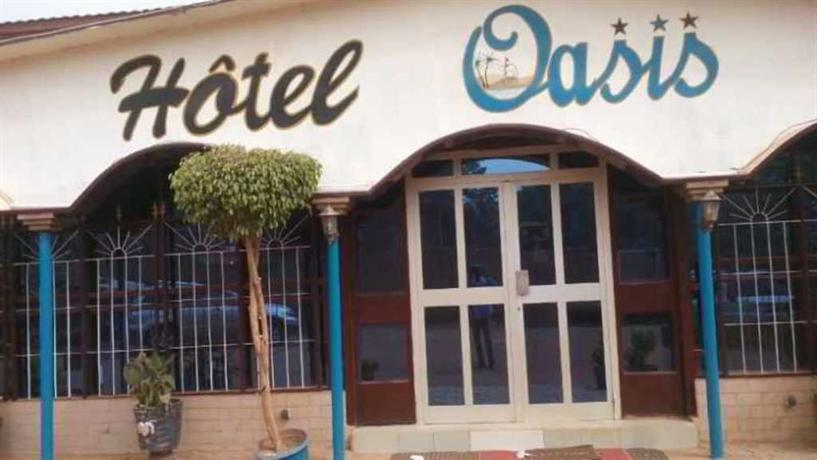Oasis Hotel Niamey - dream vacation