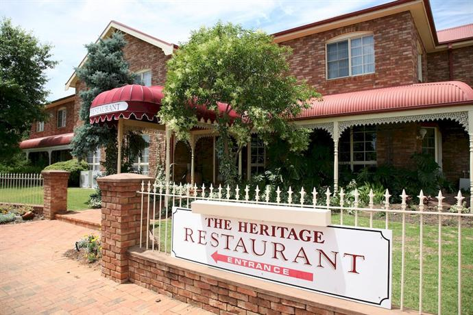 Australian Heritage Motor Inn - dream vacation