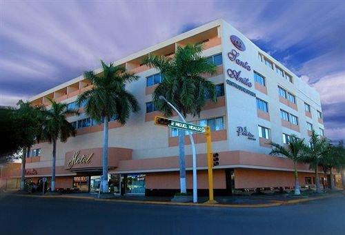 Santa Anita Hotel Los Mochis - dream vacation