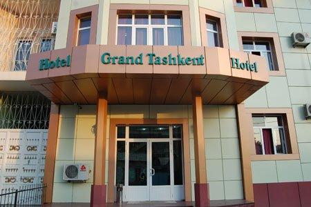 Grand Tashkent Hotel - dream vacation