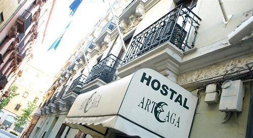 Arteaga Hostal - dream vacation