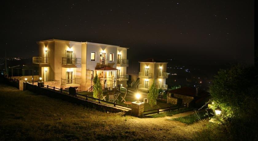 Epavlis Meteora Suites Hotel - dream vacation