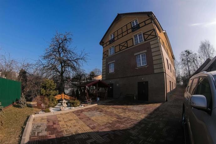 Гостевой дом Стрелецкий