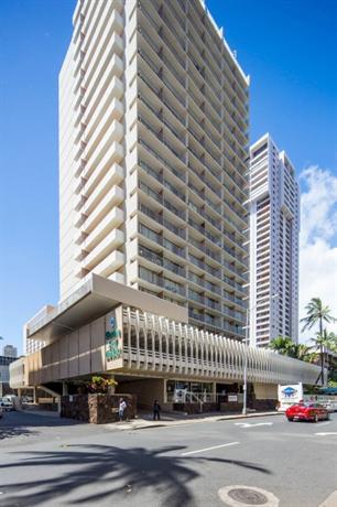 Tropical Studios in Heart of Waikiki