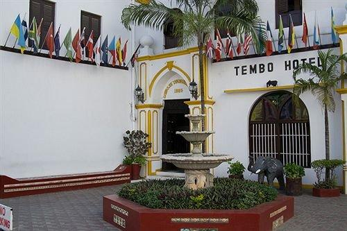 Tembo House Hotel - dream vacation