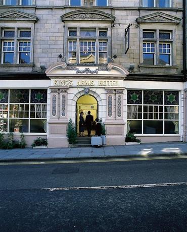 Royal Kings Arms Hotel - dream vacation