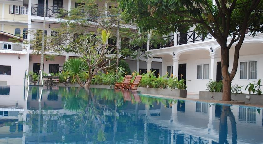 Vientiane Garden Hotel - dream vacation