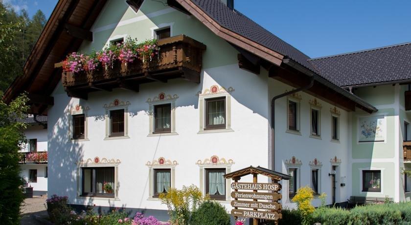 Gastehaus Hosp Hofen - dream vacation