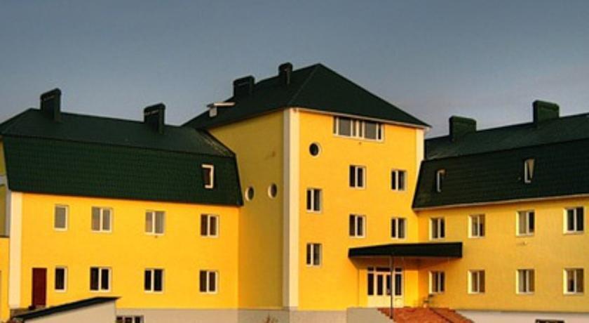Гостиница Речная Долина