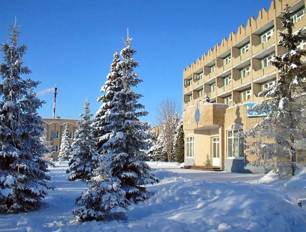Healt Resort Sinyaya Ptitza