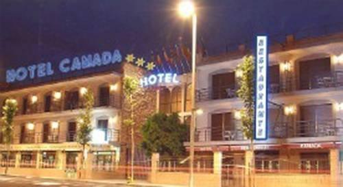 Hotel Canada Tarragona - dream vacation