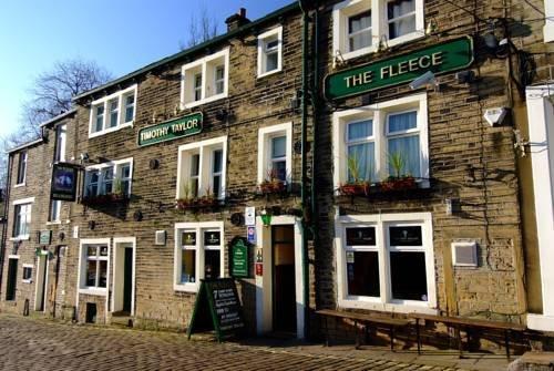 The Fleece Inn Haworth - dream vacation