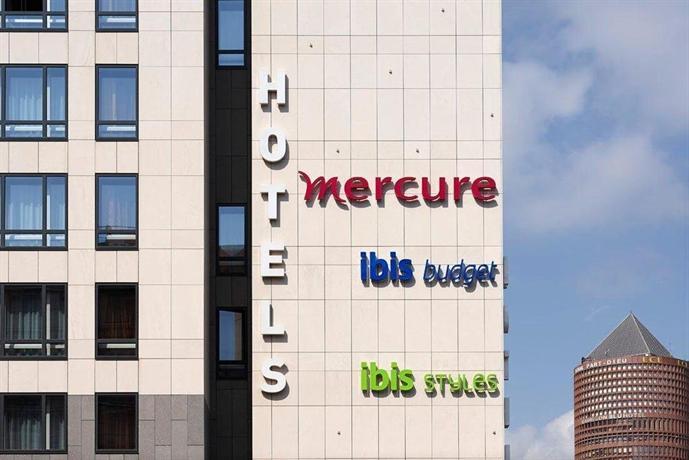 Ibis Budget Lyon La Part-Dieu - dream vacation