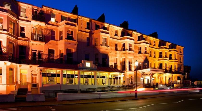 Langham Hotel Eastbourne - dream vacation