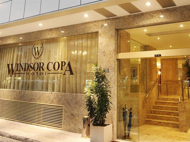 Windsor Copa Hotel - dream vacation