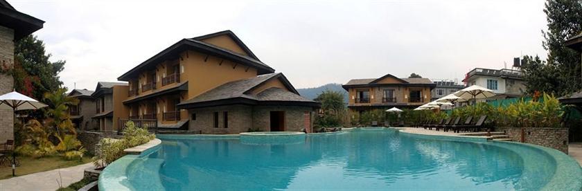 Temple Tree Resort & Spa Pokhara - dream vacation
