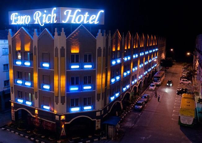 Euro Rich Hotel Melaka - dream vacation