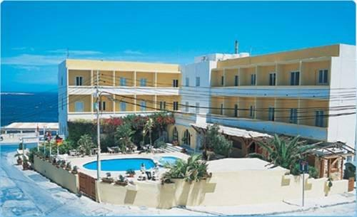 Sea View Hotel Qawra - dream vacation
