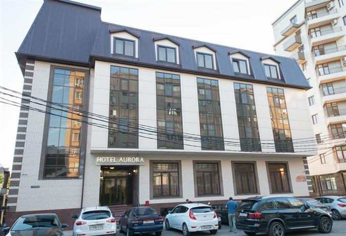 Avrora Hotel Krasnodar - dream vacation