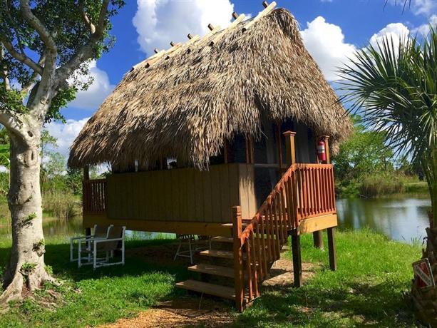 Everglades Chickee Cottages - Ochopee - dream vacation