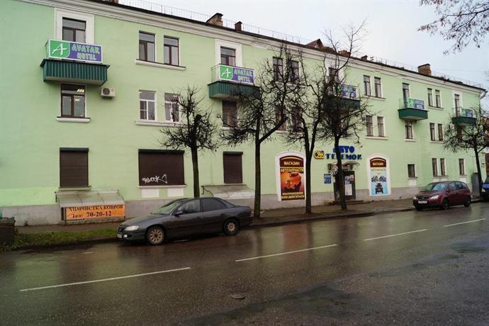 Гостиница Аватар