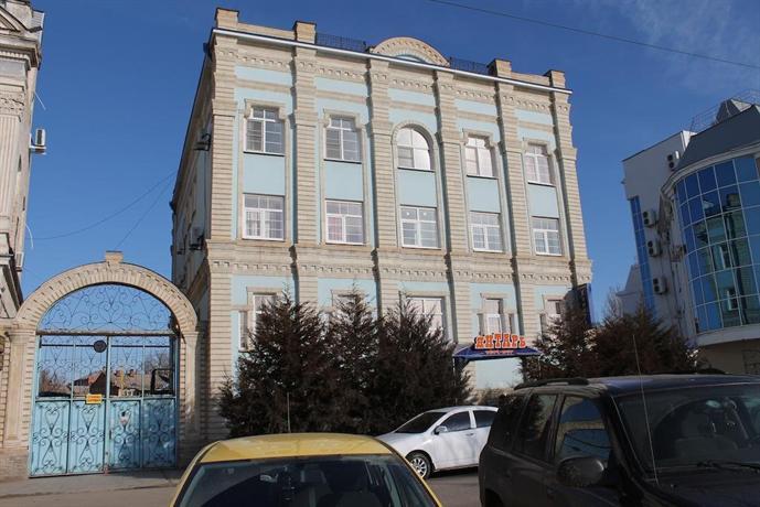 Гостиничный комплекс Янтарь