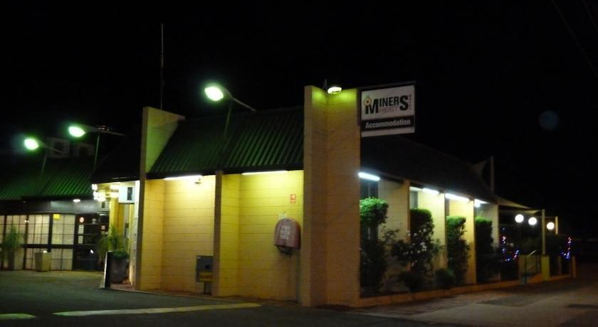 The Miners Rest Motel Images