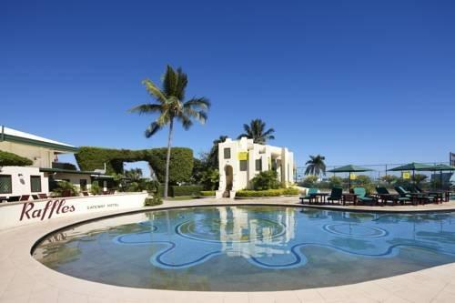 Fiji Gateway Hotel - dream vacation