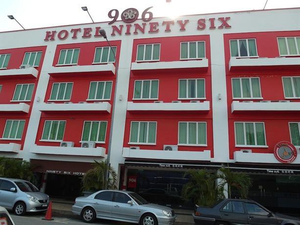 Hotel Ninety Six Melaka Raya