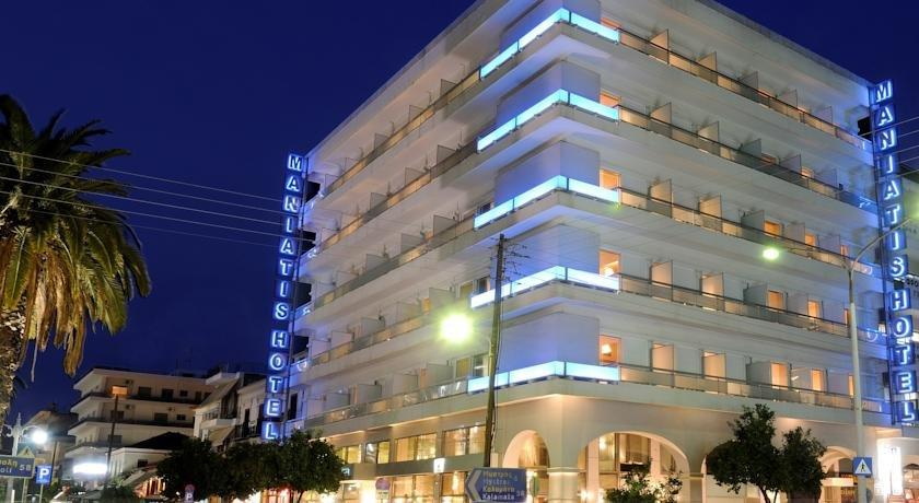 Hotel Maniatis - dream vacation