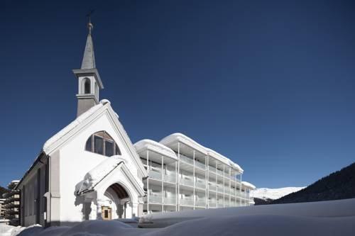 Alexander Hotel Davos - dream vacation